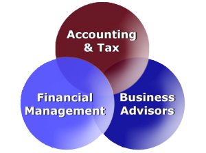 Accounting Services Diagram